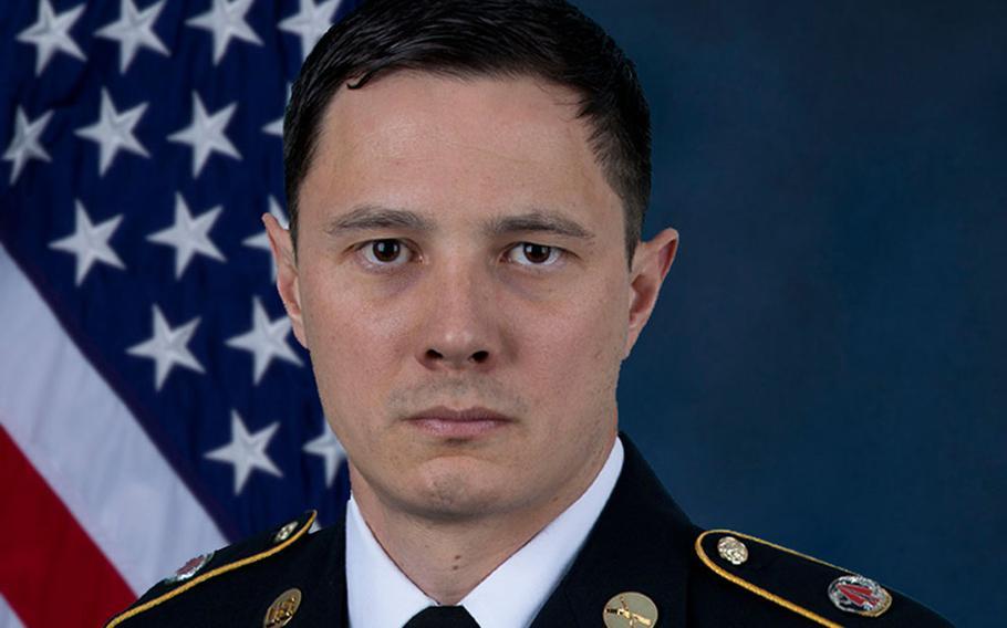 Master Sgt. Jonathan J. Dunbar, 36, of Austin, Texas