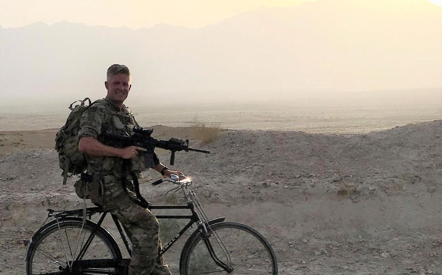 Local media in Utah identified the servicemember as Brent Taylor, the mayor of North Ogden, who was a member of the Army National Guard. Utah Sen. Orrin Hatch and Mitt Romney both tweeted about Taylor on  Saturday evening.