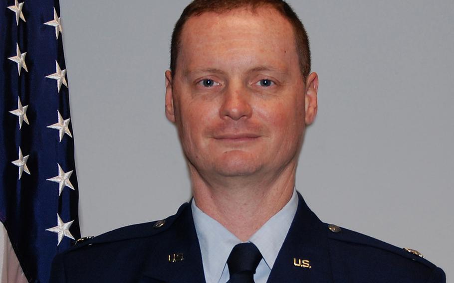 Air Force Lt. Col. John Darin Loftis was killed Feb. 25, 2012, by Abdul Saboor in an insider attack in Afghanistan.