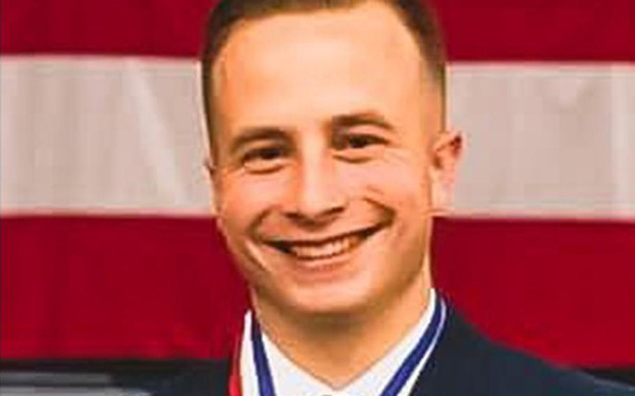 Staff Sgt. Ronald J. Ouellette, 42nd Aerial Port Squadron member, of Merrimack, New Hampshire, died in a single all-terrain-vehicle non-combat related accident on the flightline at Ali Al Salem Air Base, Kuwait, Sept. 14.