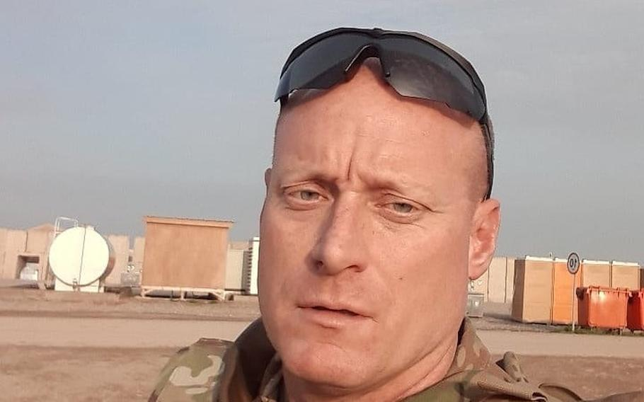 Sgt. 1st Class John David Randolph Hilty, 44, from Bowie, Md., died March 31, 2020, in Irbil, Iraq.