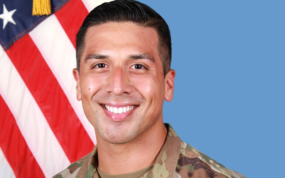 Staff Sgt. Anthony Bermudez died in a vehicle accident in Kuwait, officials said.
