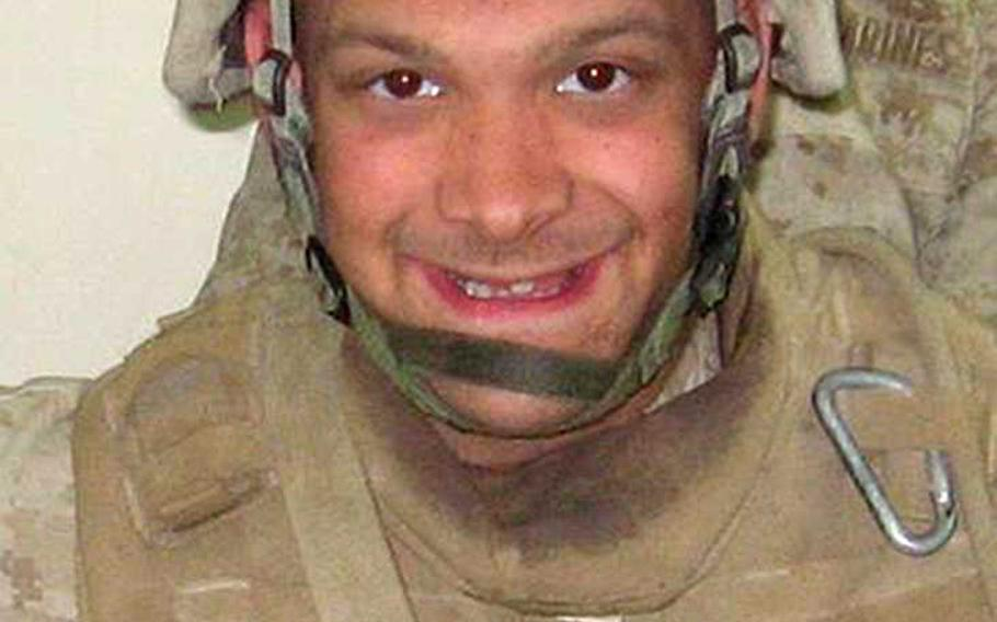 Cpl. Jonathan Yale was posthumously awarded the Navy Cross along with Lance Cpl. Jordan Haerter for their bravery on April 22, 2008 in Ramadi, Iraq. Haerter and Yale stood their ground and stopped a truck carrying 2,000 pounds of explosive. The two Marines died in the blast, but it's estimated that their actions saved the lives of 50 Marines and more Iraqis.