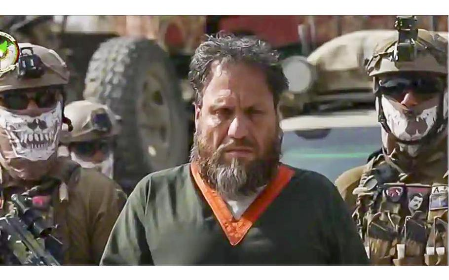 Afghan security forces captured Abdullah Orakzai (who goes by Aslam Farooqi) the head of the Islamic State's Afghanistan affiliate, according to an announcement on Saturday, March 4, 2020, by the country's National Directorate of Security.