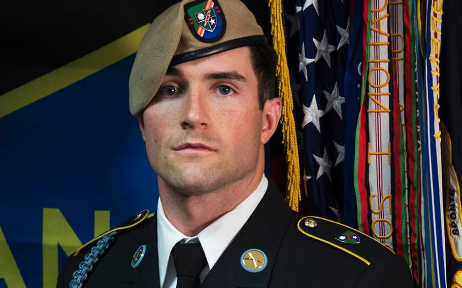Army Sgt. Cameron A. Meddock, 26, died on Jan. 17, 2019, at Landstuhl Regional Medical Center in Germany from small-arms fire wounds he received in Badghis province in the northwest of Afghanistan.