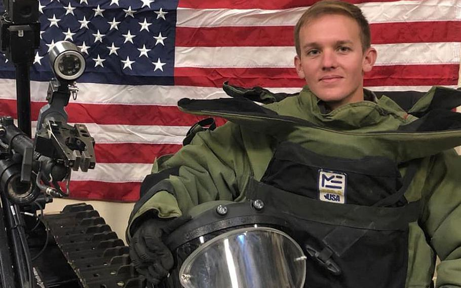 Army Sgt. Joseph P. Collette, 29, of Lancaster, Ohio, died on March 22, 2019, of wounds sustained in combat operations in northern Kunduz province.