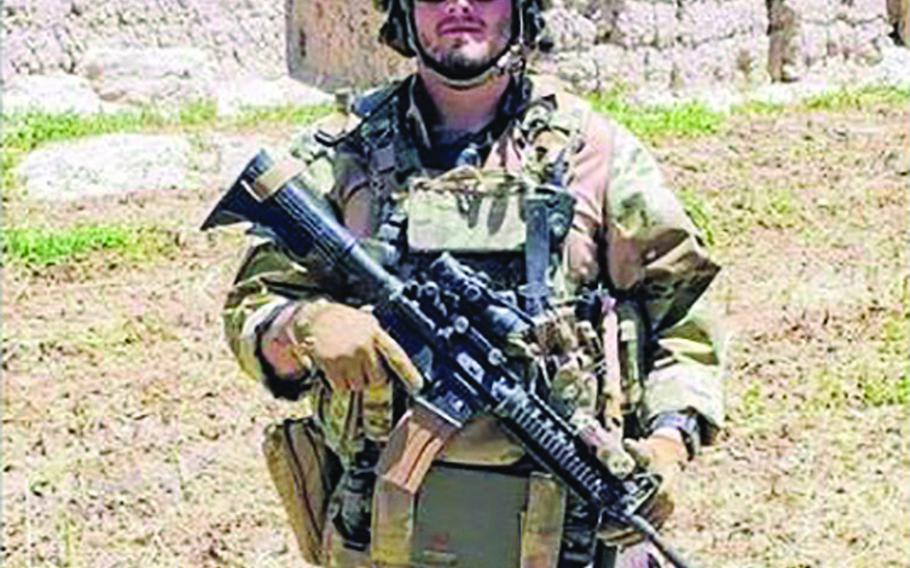 Army Sgt. James G. Johnston, 24, was killed by small-arms fire in southern Uruzgan province on June 25, 2019.