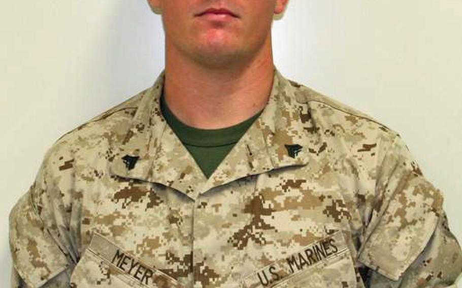 Former Marine Corps Cpl. Dakota Meyer will be awarded the Medal of Honor