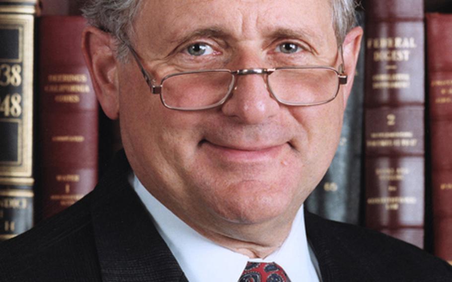 Sen. Carl Levin (D-Mich.)