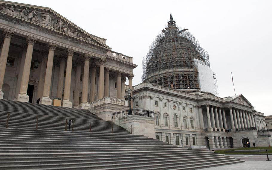 The U.S. Capitol, Dec. 4, 2014.