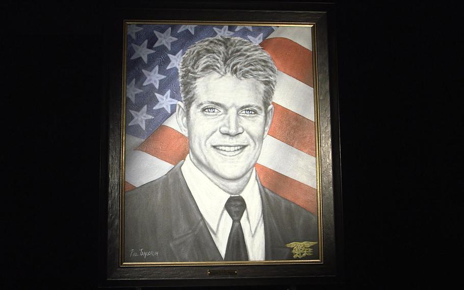 Lieutenant Commander Erik Kristensen, US Navy, was killed in action in Afghanistan on June 28, 2005.