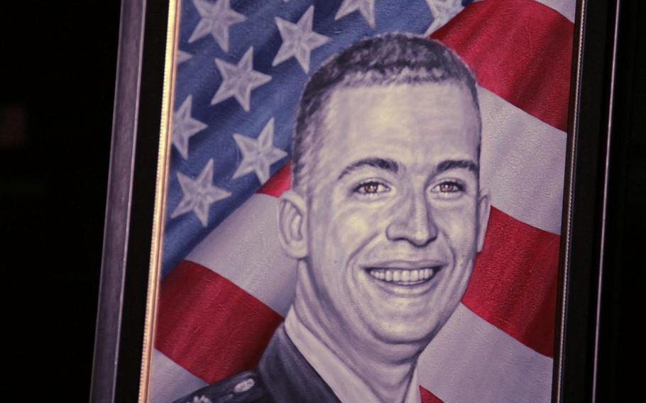 Brandon Stout, with the 46th Police Company, Michigan Army National Guard, was killed in action on Jan. 22, 2007, in Iraq.