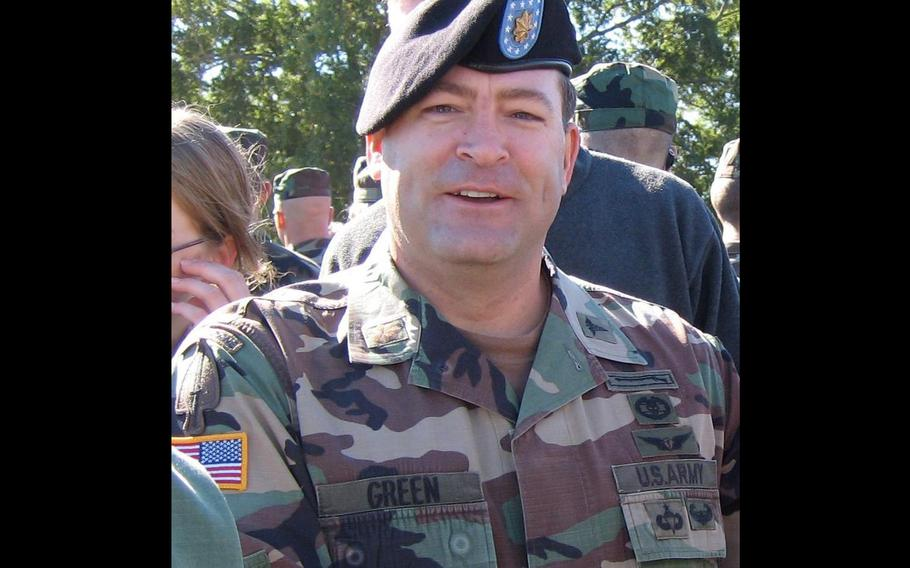 Former Army officer Mark Green, nominated by President Donald Trump to become the next Secretary of the Army, on Friday, May 5, 2017, withdrew from being considered for the post.