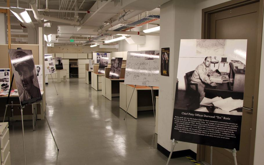 The space that formerly housed Station Hypo is today primarily used as a classroom. But the code-breakers and analysts who worked in the station during World War II were instrumental in the pivotal U.S. victory in the Battle of Midway, fought June 4-7, 1942.