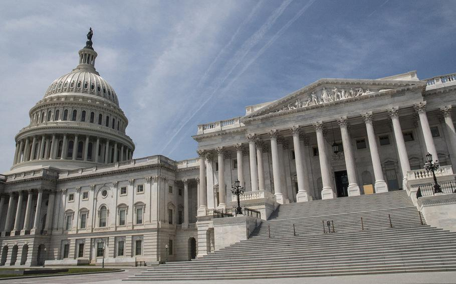 The U.S. Capitol, on July 29, 2018.