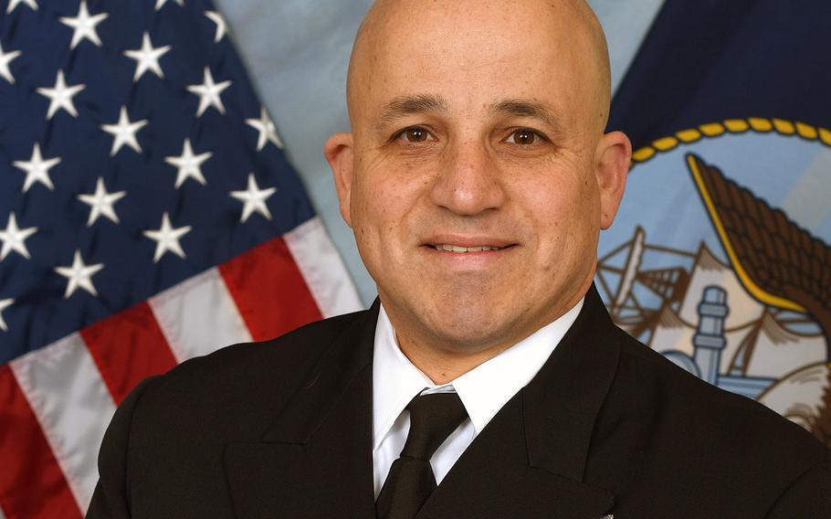 Fleet Master Chief Russell Smith.