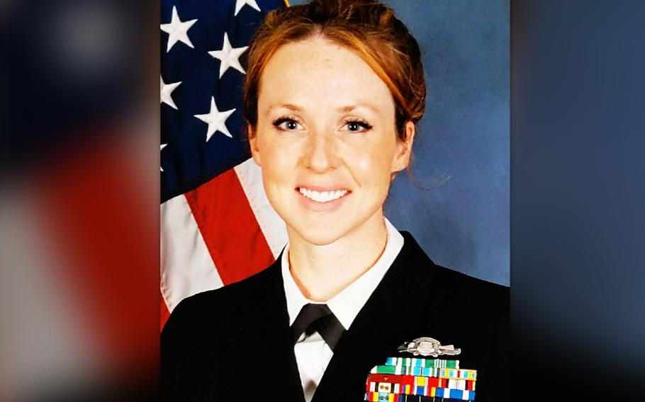 Chief Petty Officer Shannon Kent was on her fifth deployment when she was killed in a Islamic State-claimed bombing in Syria.