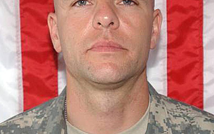 Army Staff Sgt. Travis Atkins