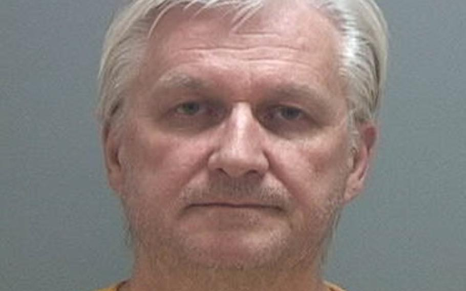 Former Defense Intelligence Agency case officer Ron Rockwell Hansen, 58, pleaded guilty to attempting to give national defense information to Chinese intelligence agents in 2014.