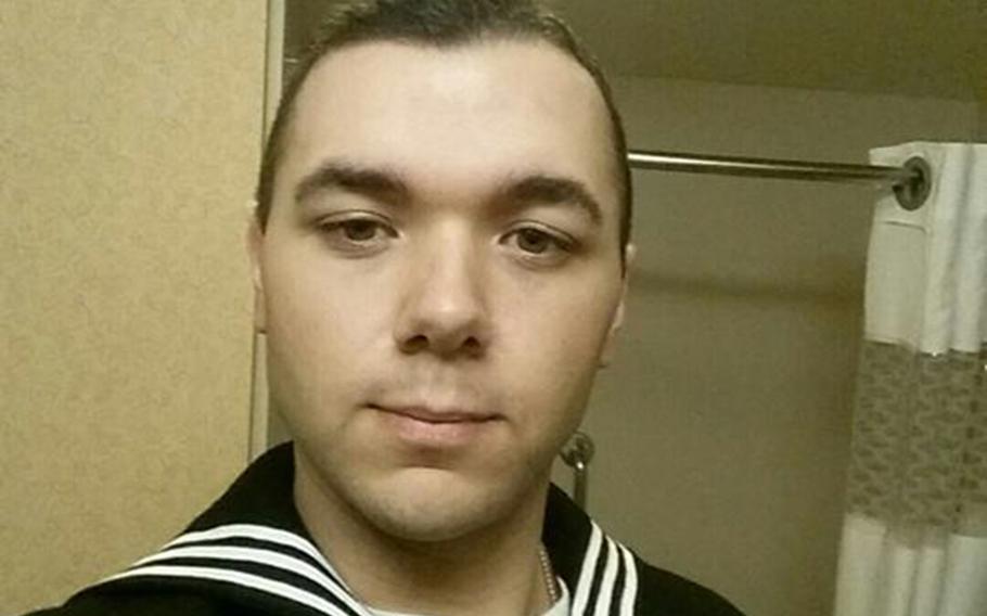 Seaman Apprentice Christopher J. Ruffier