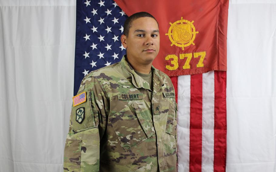 Sgt. Lance E. Colbert was arrested for murdering his wife, Staff Sgt. Amy Colbert, on April 6, 2019 at Fort Bliss.