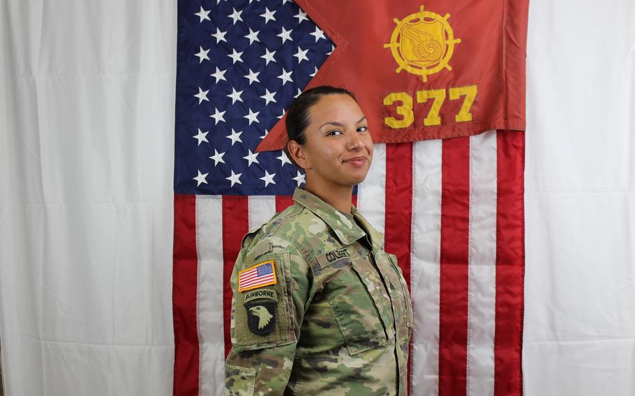 Staff Sgt. Amy Colbert was allegedly killed by her husband, Sgt. Lance E. Colbert April 6, 2019 during an incident at Fort Bliss.