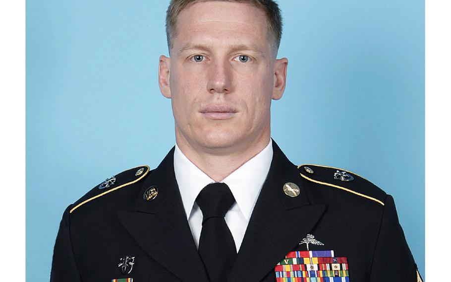 Sgt. 1st Class Nicholas Sheperty