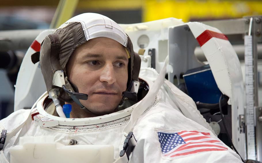 Astronaut Andrew Morgan is slated to become the first Army doctor to travel to space on the 50th anniversary of the first moon landing.