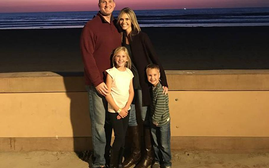 Staff Sgt. Matthew Charvat, his wife Leigh Charvat and their two children filed a lawsuit in January 2018 alleging negligence, emotional distress, wrongful eviction and breach of their rental agreement against Lincoln Military Housing and San Diego Family Housing.