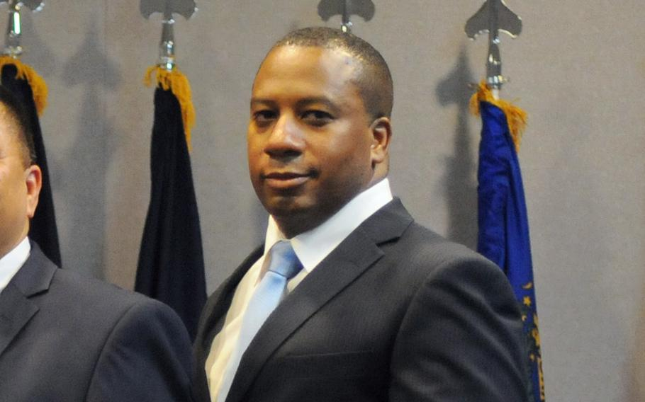Ramon Torry, 55, of Irvine, Calif., admitted guilt in a plea agreement to charges of wire fraud and theft of government money in a scheme related to creating a public service announcement for the 63rd Regional Support Command at Moffett Field in Mountain View, Calif.