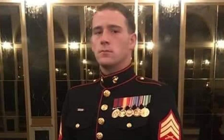 Sgt. Derek Diesel died Aug. 18, 2019.