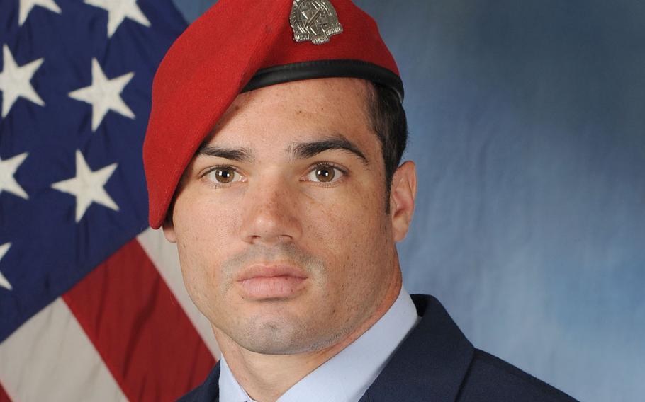 Staff Sgt. Cole N. Condiff