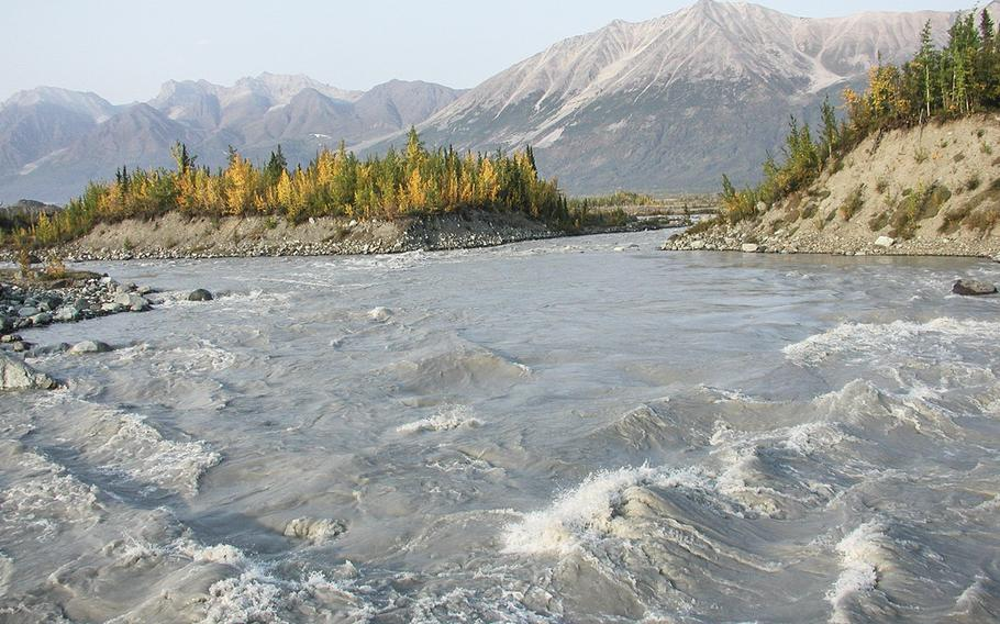 A new bill would give disabled veterans free access to Alaska's Wrangell-St. Elias and dozens of other national parks.