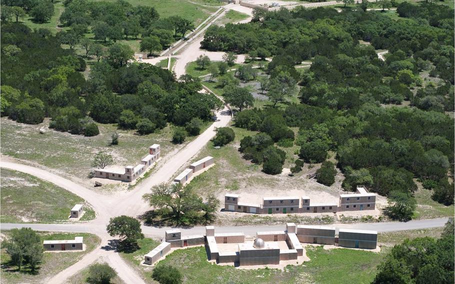 Camp Bullis, Texas, in a 2010 photo.