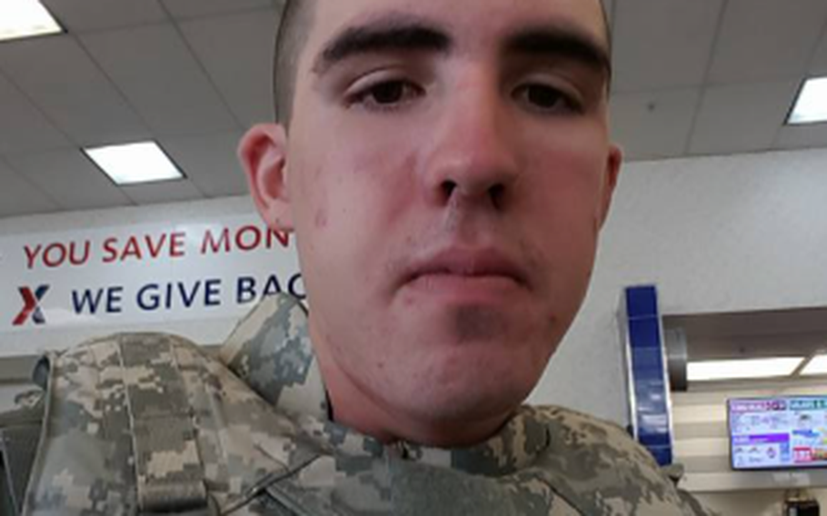 Pvt. Gregory Morales, 23, who might also be using the last name Wedel, which was his last name prior to his marriage, is also missing. He was last seen on the night of Aug. 19 driving a black Kia Rio with temporary Texas plates.