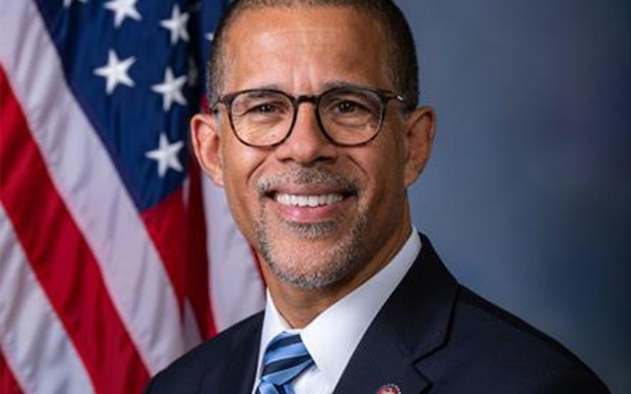 A defense bill amendment, authored by Rep. Anthony Brown, D-Md., an Iraq War veteran, bans displays of the Confederate battle flag at all Defense Department locations.