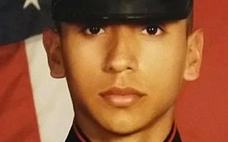 Cpl. Cesar A. Villanueva was from Riverside, Calif.