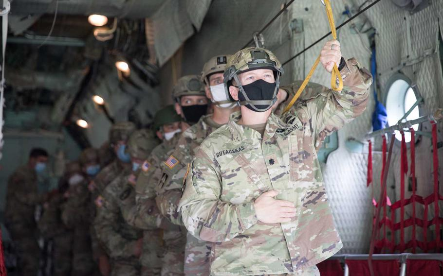 Five Air Force bases and four Army installations had lifted their restrictions as of Monday, according to the Pentagon's document that shows the latest status on travel restrictions for 231 military installations around the world.
