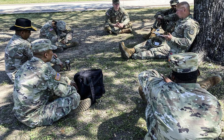 To rebuild trust among soldiers and leaders, III Corps and Fort Hood leaders provided units five days to allow noncommissioned officers time to sit with their soldiers in small groups and get to know them better. The initiative was so successful that leadership plans to expand it to three other bases under command of III Corps.