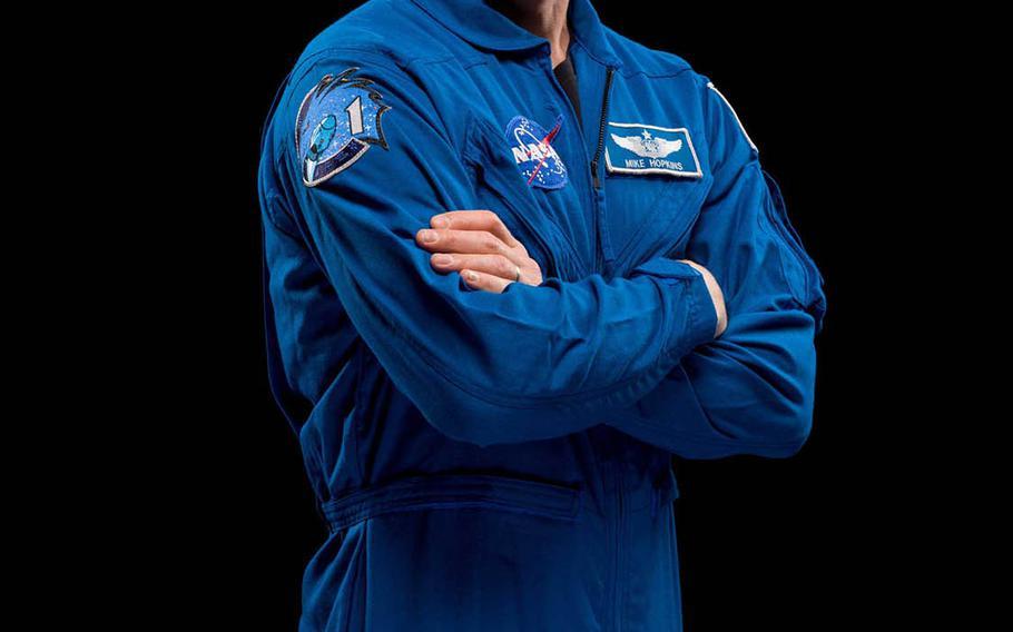 Astronaut Mike Hopkins, June 15, 2020.