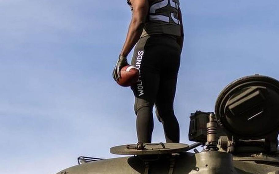 Players for the Army football team in this year's Army-Navy match will wear uniforms inspired by soldiers of the Hawaii-based 25th Infantry Division.