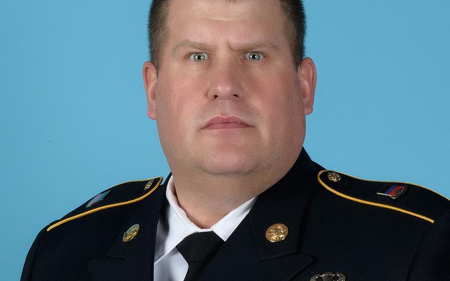 Master Sgt. Robert Thomas Lawson.