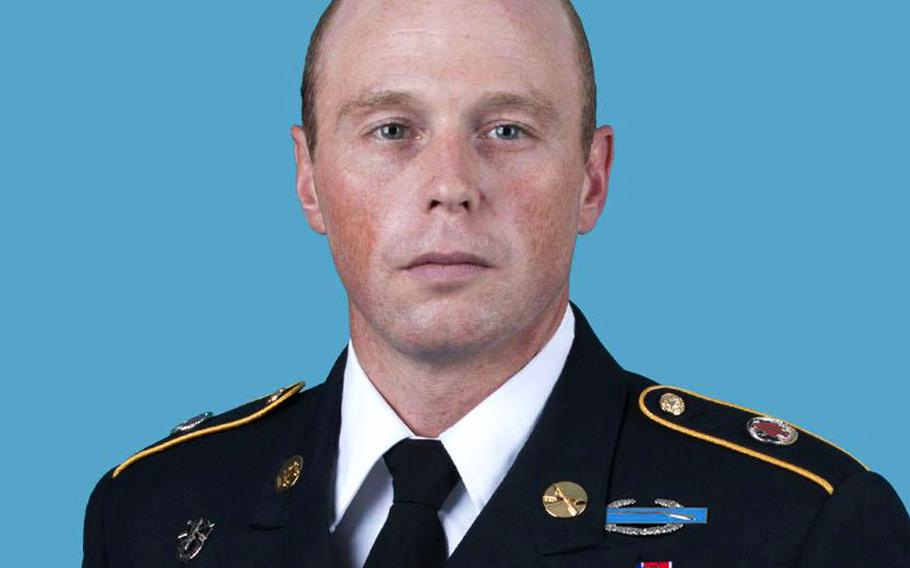 Master Sgt. William J. Lavigne II, 37, was one of two men found dead Dec. 2, 2020, in a training area on Fort Bragg, N.C., the Army said in a statement.