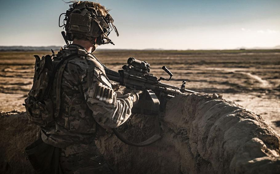 The 2021 National Defense Authorization act will not to fund a reduction of troops in Afghanistan until the Pentagon assesses the impacts a drawdown would have on expanding terrorist safe havens and counterterrorism efforts.