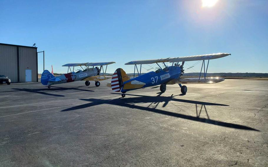 The nonprofit Dream Flights said the group has given free flights since 2011 to more than 4,200 veterans and seniors who live in long-term care facilities.