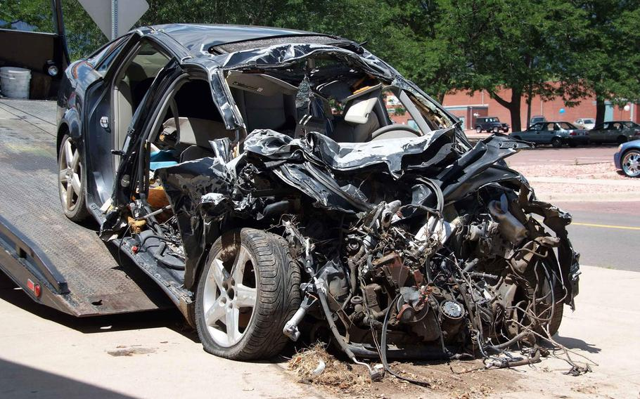 The U.S. Army Combat Readiness Center this week reported 96 soldier and Army civilian accidental deaths for fiscal year 2020, making it the safest year on record, besting the previous low of 109 accidental deaths in 2016. Many of the deaths involved traffic accidents.