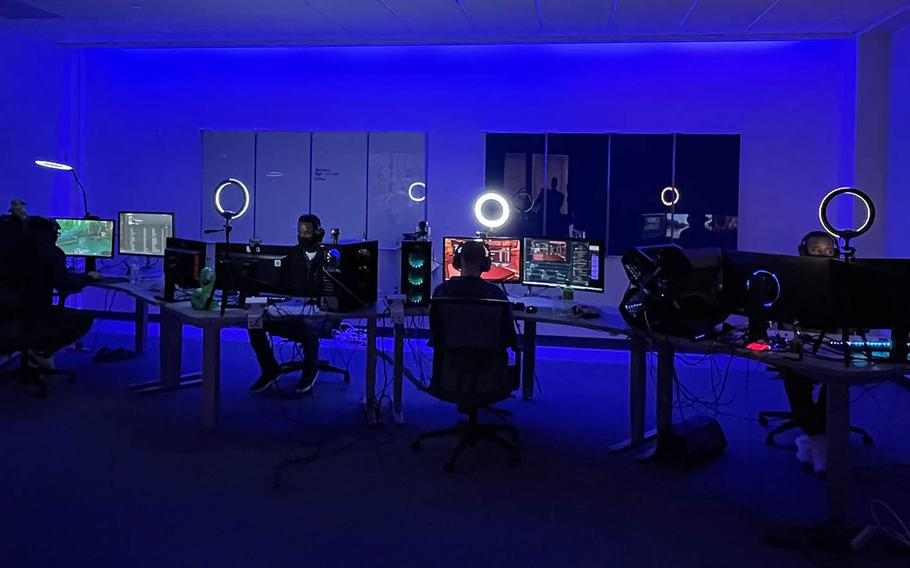 The U.S. Space Force is one of eight teams participating in this year's Call of Duty Endowment video gaming event, which raises money for veterans.