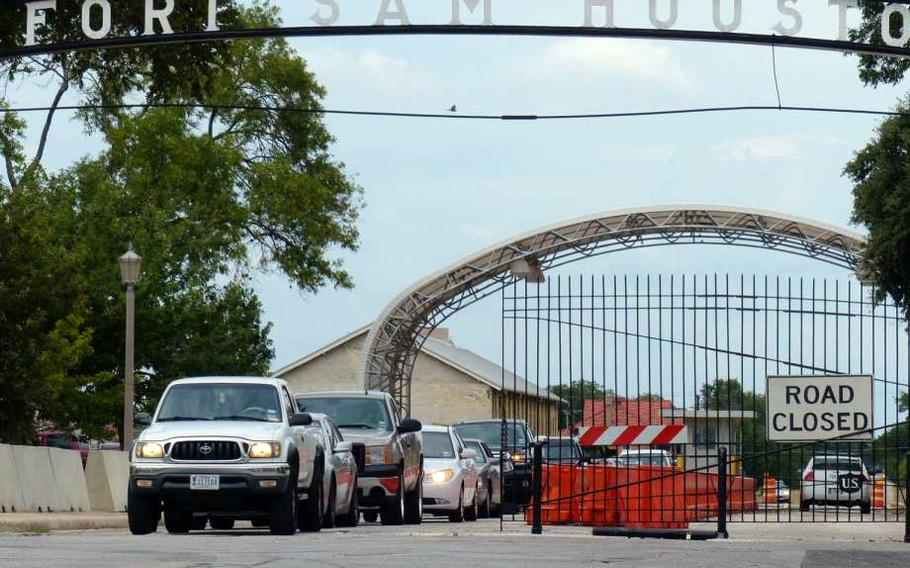 The skeletal remains found near a creek last week at Joint Base San Antonio-Fort Sam Houston were a 36-year-old Massachusetts man who was not affiliated with the military, base officials said.