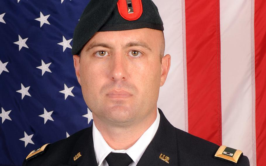 Warrant Officer John Wirka, 2nd Battalion, 7th Special Forces Group (Airborne), died from a non-combat related incident, Jan. 14, 2021.