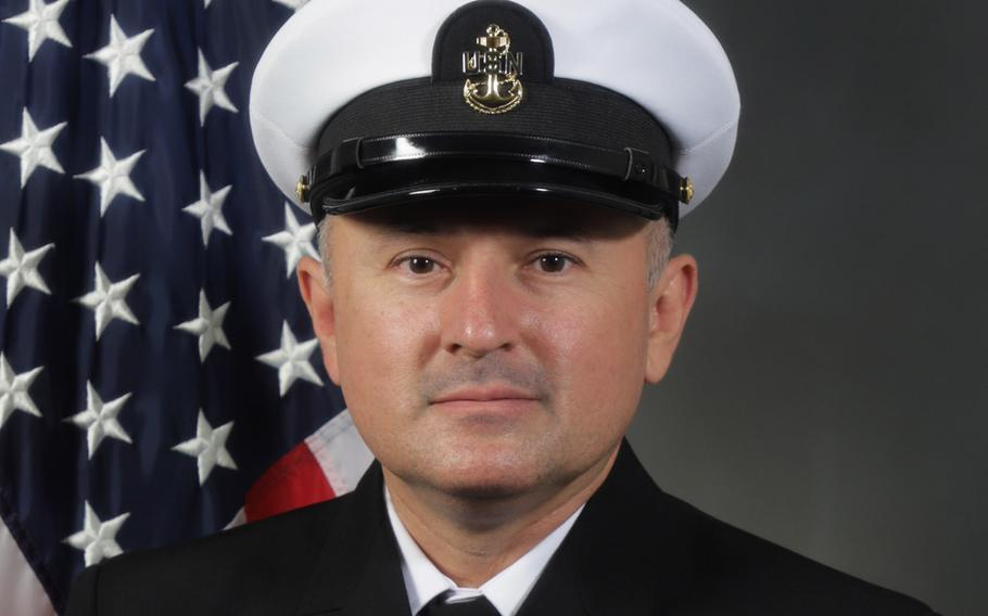 Chief Petty Officer Herbert Rojas is the 21st service member and one of three active-duty sailors to die from the virus since the pandemic began last year.